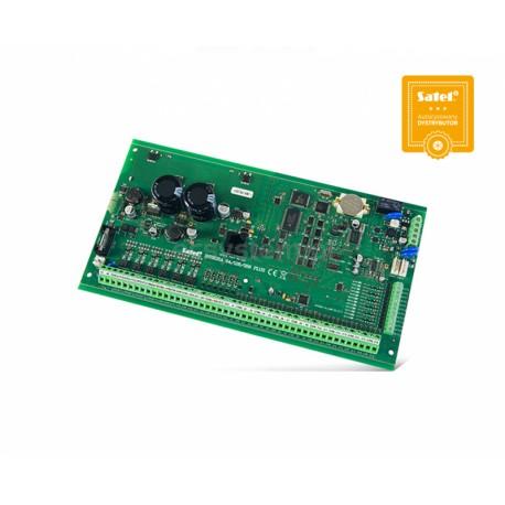 INTEGRA 256 Plus - Płyta główna centrali od 16 do 256 we/wy - SATE