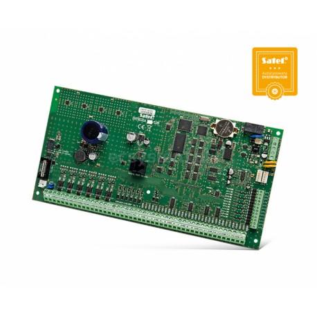 INTEGRA 128 - Płyta główna Centrali alarmowej 16-128 we/wy - SATE