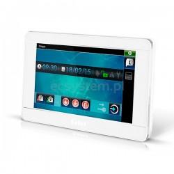 INT-TSI-WSW - Manipulator z ekranem dotykowym biały SATEL