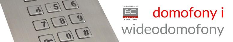 Kliknij by zobaczyć domofony i wideodomofony w sklep-ecsystem.pl